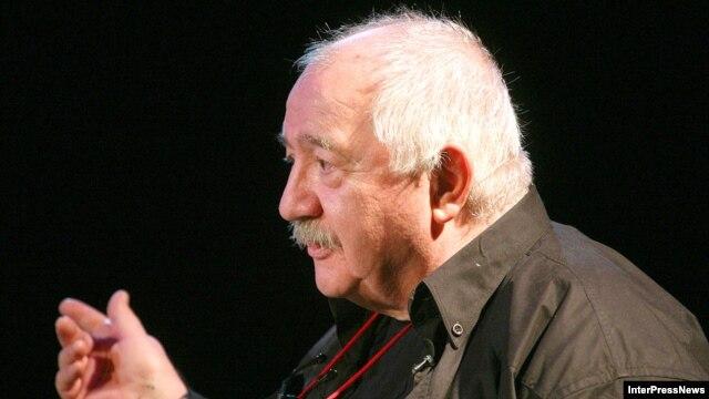 Georgian theater director Robert Sturua