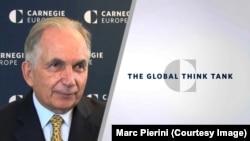 Marc Pierini, ekspert Carnegie Europe za Tursku