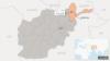 موقعیت بدخشان در نقشه افغانستان