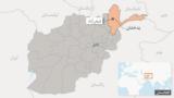 موقعیت ولایت بدخشان در نقشه عمومی افغانستان