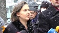 Нуланд: Украинанын Европа менен келечегин сактап калууга болот