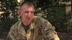 Озброєні люди викрикували: «Укри, здавайтеся, Аллах Акбар»