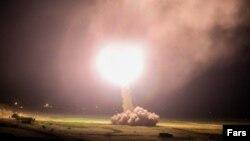 Ироқдаги АҚШ базасига берилган ракета зарбаси.