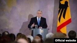 Presidenti gjerman, Joachim Gauck