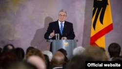 German President Joachim Gauck (in file photo) is a former Lutheran pastor