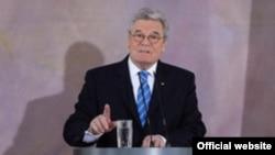 Германия президенті Йоахим Гаук.