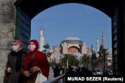 Стамбул шаары.