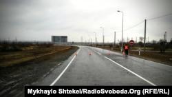 Об'їзна дорога навкола міста Рені в Одеській області
