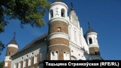 Царква Раства Багародзіцы (Мураванка) 2013г, аўтар: Тацьцяна Странкоўская