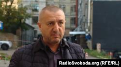 Вадим Кодачигов, президент Асоціації виробників озброєння і військової техніки України