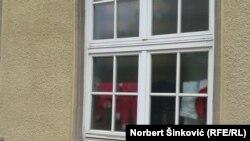 Prozor prihvatnog centra