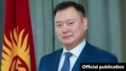 Дүйшөнбек Зилалиев.