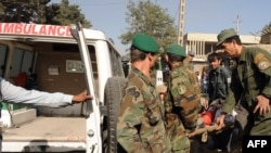 Afganistan, 8 tetor 2009.