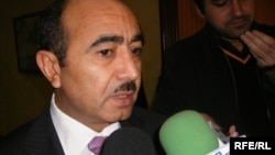 Azerbaijan -- Ali Hasanov, President's Office Socio-political Department chief, Baku, 09Nov2007