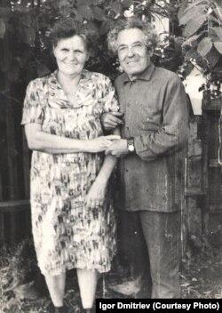 Кирилл Петрович и Елизавета Алексеевна Ковышкины