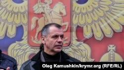 Глава «Госсовета» Владимир Константинов