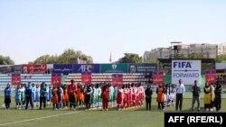 تیم فوتبال بانوان افغانستان