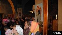 Сегодня в Южную Осетию прибудет епископ Амвросий, который будет служить праздничную литургию