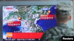 Nuklerani test S. Koreje izazvao je seizmički potres na korejskom poluostrvu jačine 5,3 stepeni Rihterove skale
