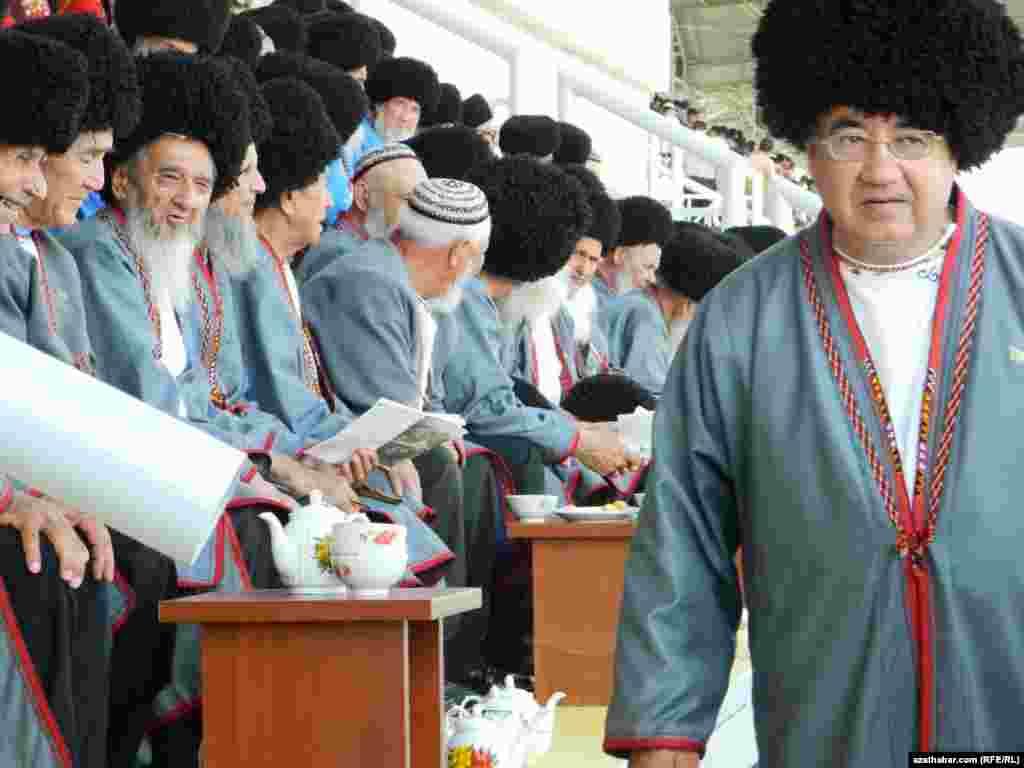 Türkmen ýaşululary