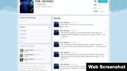 Vuk Jeremić na tviteru o Haškom tribunalu i presudama hrvatskim generalima