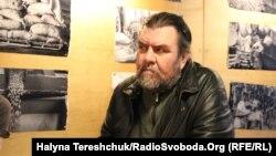 Маркіян Іващишин також відомий як засновник культового у Львові мистецького об'єднання «Дзиґа»
