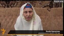 Депортована: тіла померлих з'їдали шакали