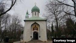 Ольшанский храм в Праге