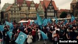 Бремен, Германия, 2015 елның 11 июле