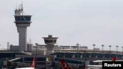 Helikopter je poletio sa aerodroma Ataturk