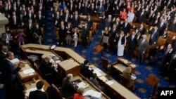 La o sesiune în Camera Reprezentanților la Washington
