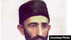 Azerbaijan -- Azeri poet Sabir, undated