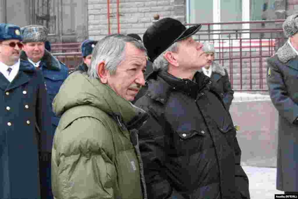 Татарстан президенты каршындагы торак вакыфы җитәкчесе Тәлгать Абдуллин