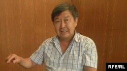 Жанторо Сатыбалдиев