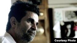 جعفر پناهی، اندکی پس از آزادی از زندان در خرداد ۸۹