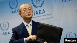 نشست سهروزه شورای حکام آژانس بینالمللی انرژی اتمی روز دوشنبه با ارائه گزارش یوکیا آمانو، مدیرکل این آژانس، آغاز به کار کرد.