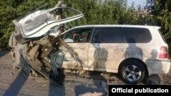 Кыргызстан является одной из стран в СНГ с самыми высокими показателями аварийности на дорогах. В 2017 году в стране произошло 6346 ДТП, что на 478 больше, чем в 2016 году.