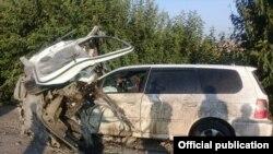 Бишкек-Ош жолундагы жол кырсыгы. 2017-жыл. 20-июль