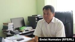 Проректор Мамасалы Арстанбеков
