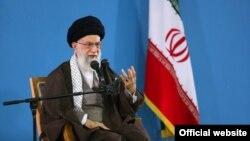 Իրանի գերագույն առաջնորդ այաթոլա Ալի Խամենեի