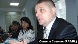 Iurie Podarilov, fostul șef al Centrului pentru combaterea traficului de persoane de la Chișinău
