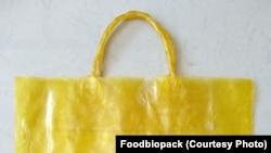 Біорозкладаний пакет Foodbiopack