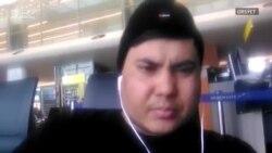 Rozgeldi Çöliýew Moskwa aeroportundan başdan geçirenlerini gürrüň berdi