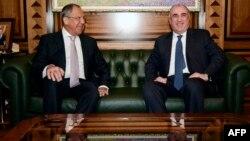 Ռուսաստանի և Ադրբեջանի ԱԳ նախարարների հանդիպումը Բաքվում, 12-ը հուլիսի, 2016թ․
