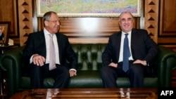 Ռուսաստանի և Ադրբեջանի արտգործնախարարների հանդիպումը Բաքվում: 12-ը հուլիսի, 2016 թ․
