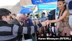 Հայաստան - Գինու փառատոն Արենիում, արխիվ