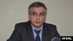 """Вугар Халилов """"Flexi Communications"""" компаниясынын жетекчиси"""