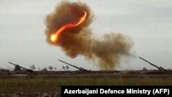 Azərbaycan artilleriyası