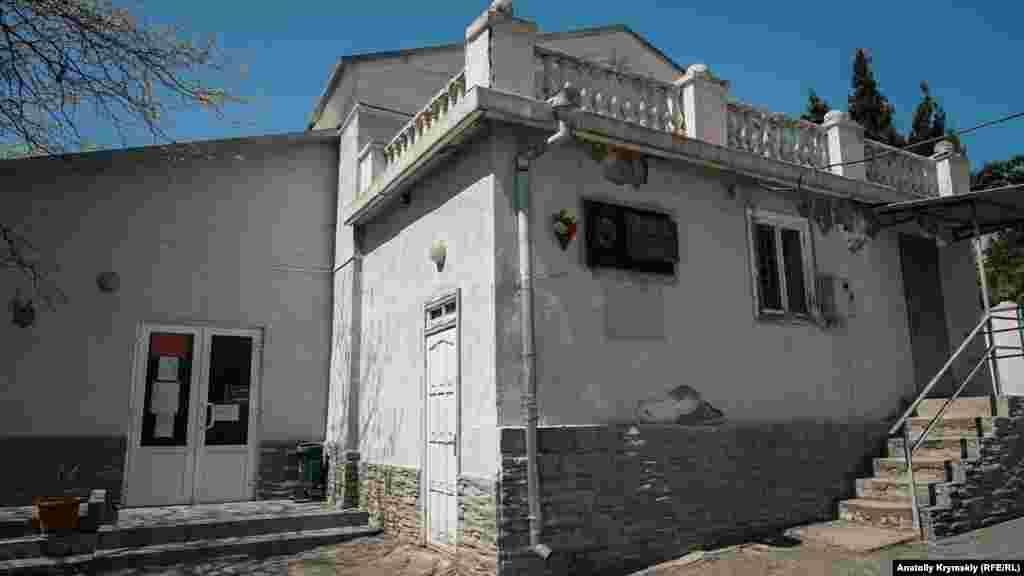 Дом культуры бывшего совхоза «Малореченское»