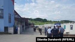 Migrantski kamp Miral u Velikoj Kladuši, 14. maj 2020. godine